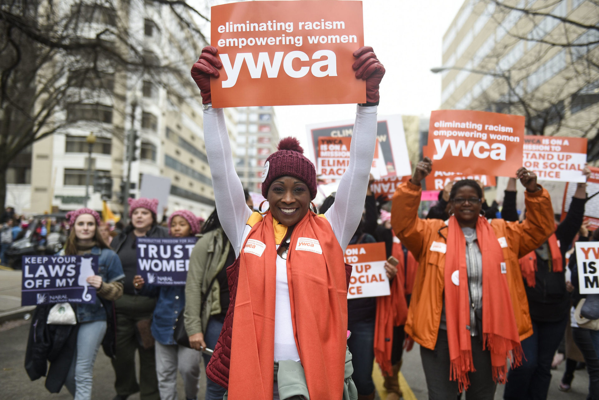 YWCA-MC February Event