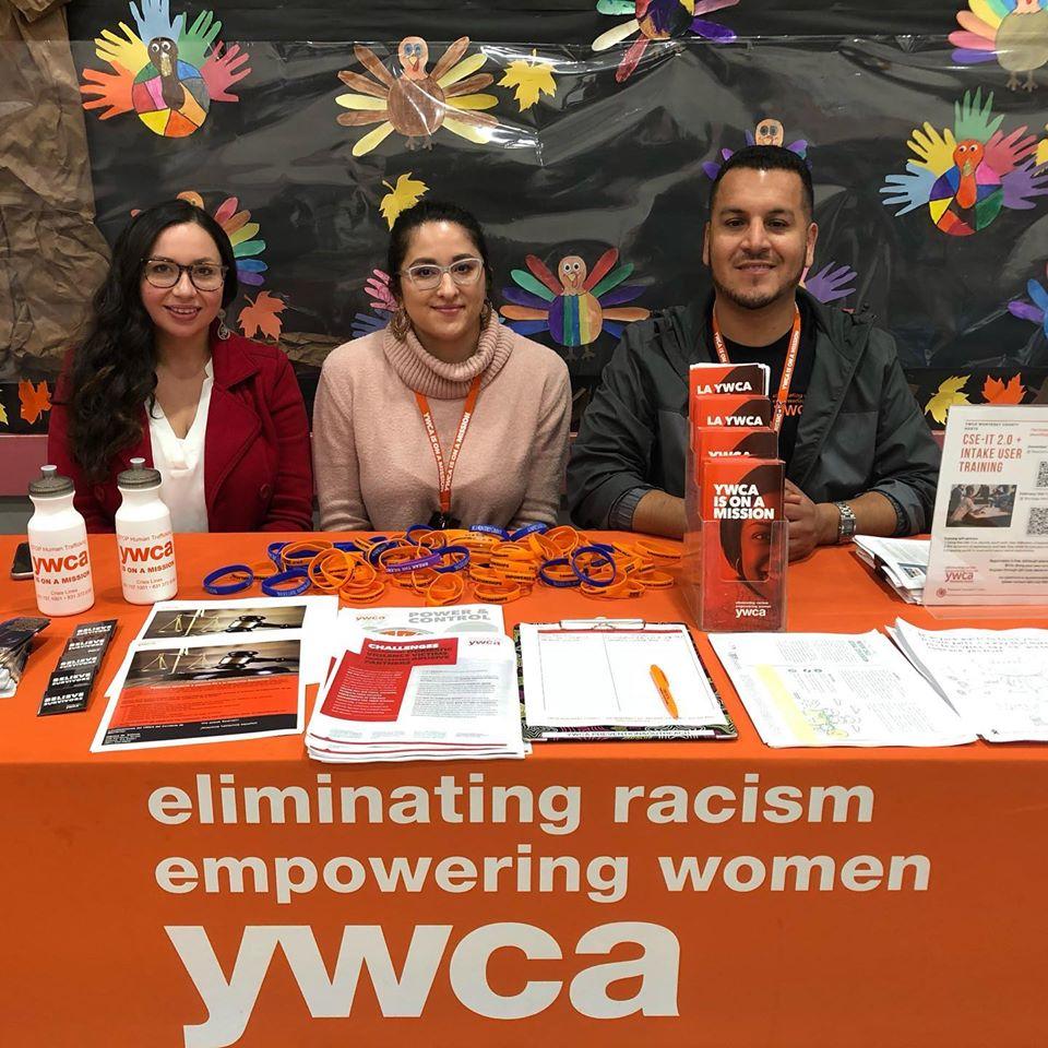 YWCAMC Staff
