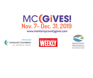MC Gives! @ Comunity Foundation