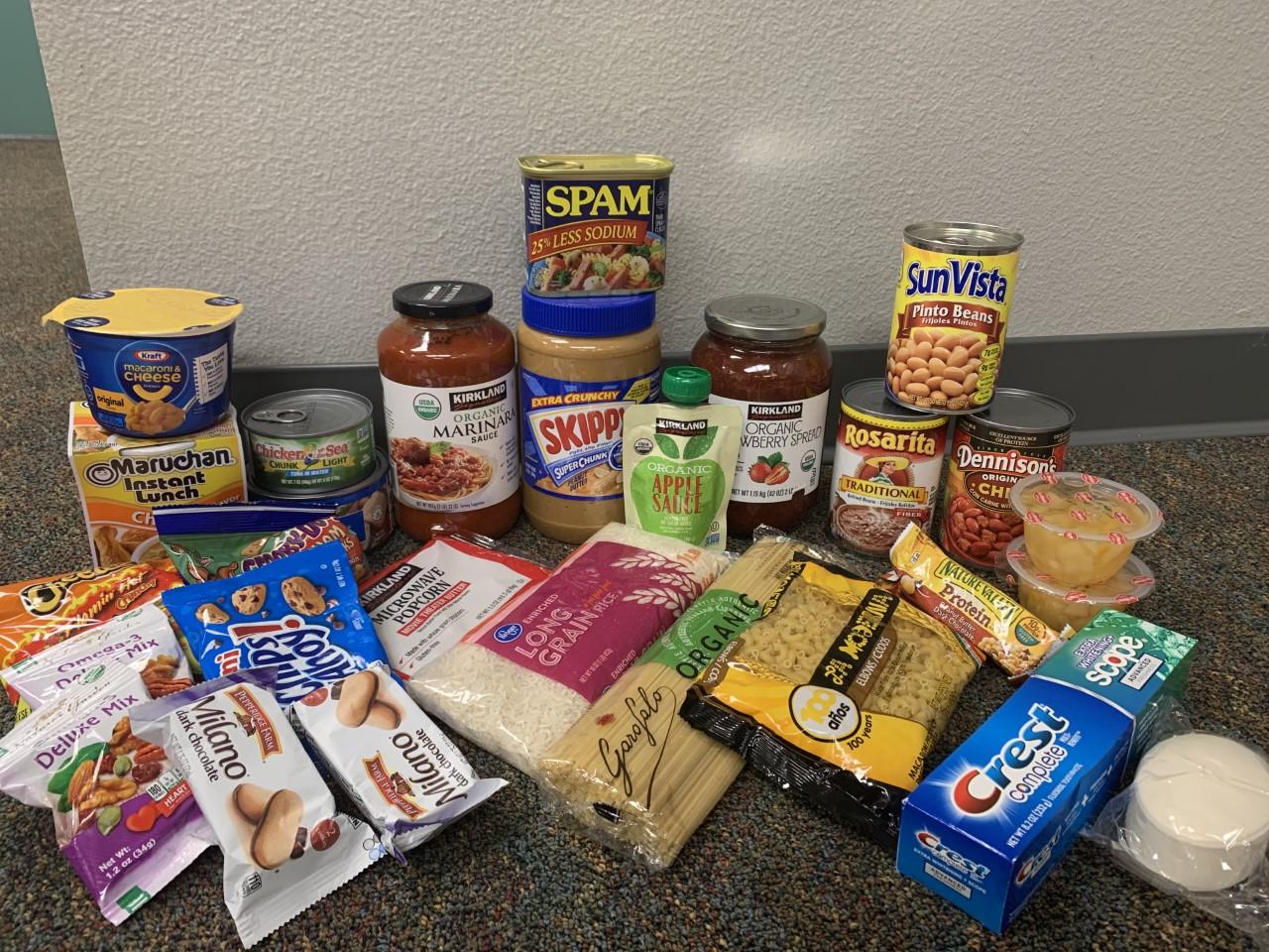 Food Drive and Distribution Program