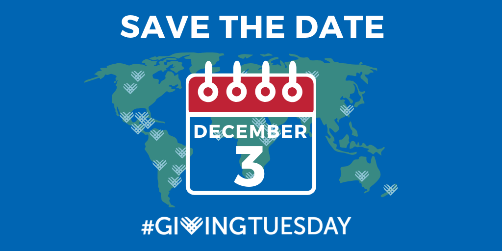 Giving Tuesday | #GivingTuesday @ Community Foundation for Monterey County