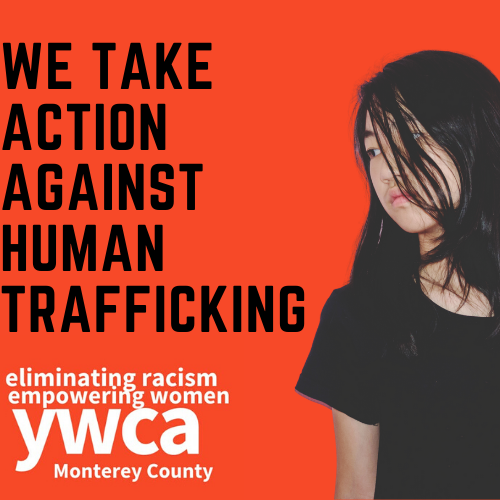 action against human trafficking