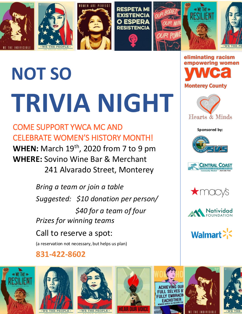 YWCA Monterey County Event