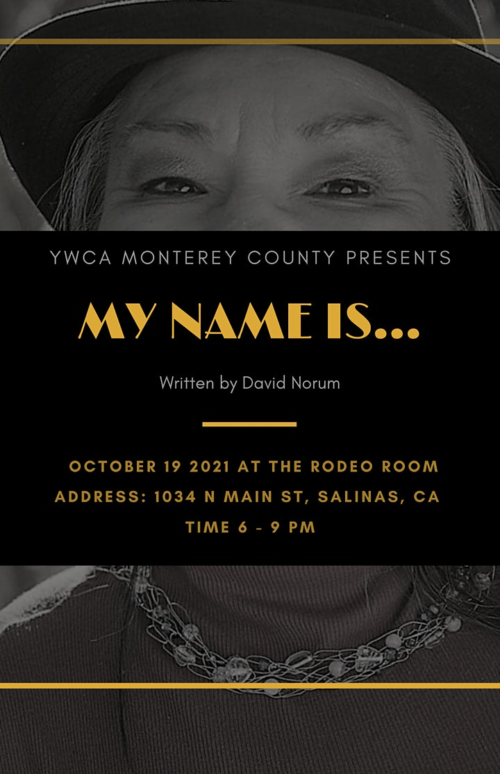 My Name is... play by David Norum @ Rodeo Room
