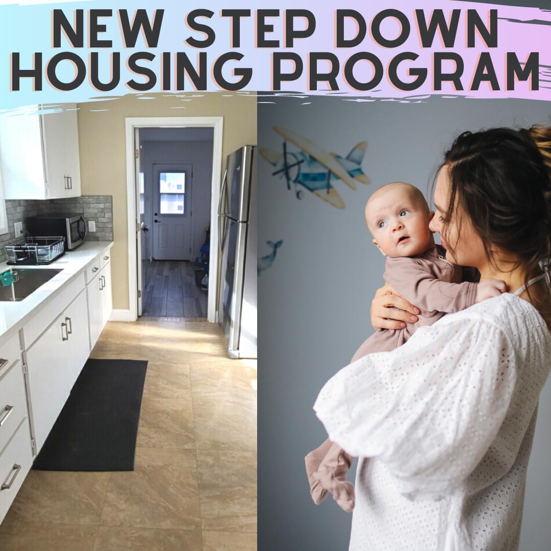step down housing program